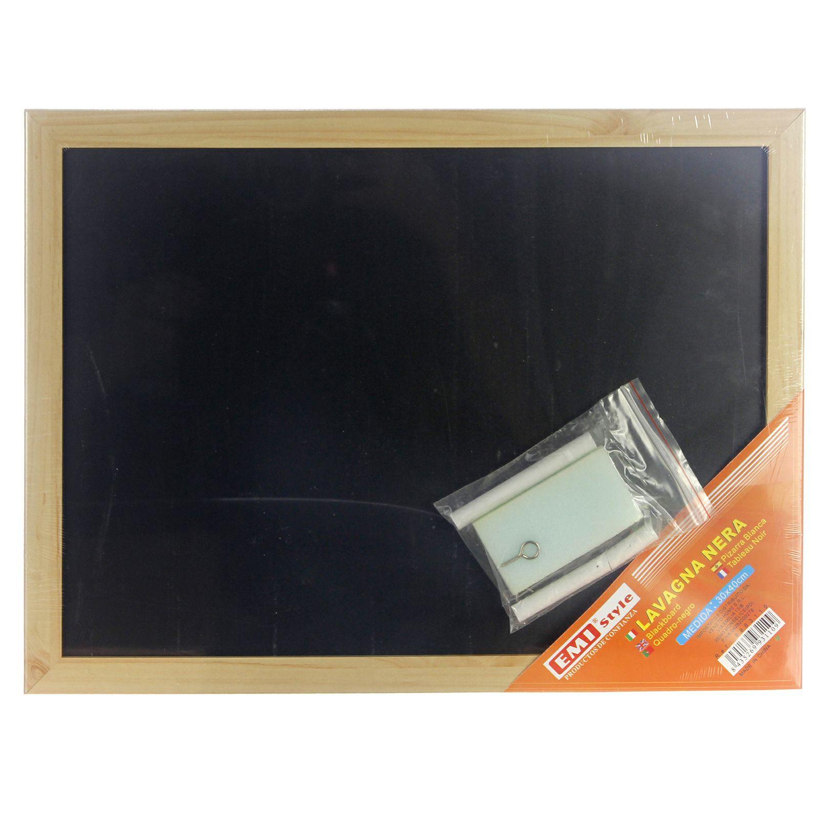 Lavagna Nera 40x60 cm