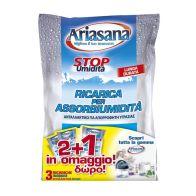 Ariasana Inodore Ricarica in Sali 3x450g