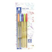 Penne a sfera Staedtler Noris stick 5 penne-4007817438138