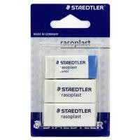 Gomma da cancellare per matita e inchiostro Staedtler 3 pezzi-4007817526262