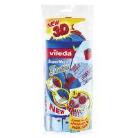 Mocio Vileda super mocio fiocco 3D-4023103072213