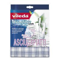 Panno in microfibra asciugapiatti Vileda Microfibre Plus-4023103094529