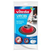 Panni di ricambio per robot catturapolvere Virobi Vileda-4023103156531
