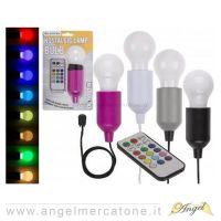 Lampada con Led multicolore-4029811446582