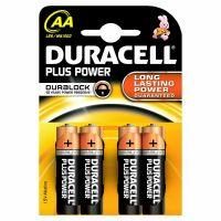 Batterie alcaline AA Stilo Duracell-5000394017641