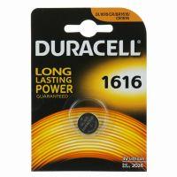 Batteria a bottone 1616 al litio Duracell-5000394030336