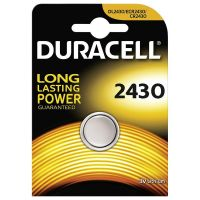 Batteria a bottone 2430 al litio Duracell-5000394030398