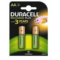 Batteria Ricaricabile Stilo AA 1300 MAH - 2pz-5000394047716