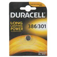 Batteria a bottone 386/301 Duracell-5000394067721