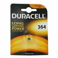 Batteria a bottone 364 Duracell-5000394067790
