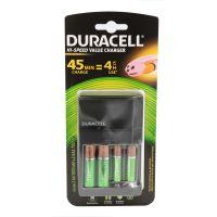 Duracell Caricatore per pile ricaricabili 2AA/2AAA-5000394118577