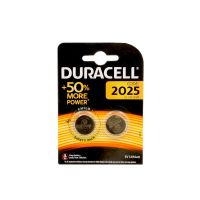 Pila a bottone al litio 2025 Duracell 3 volt - 2pz-5000394203907
