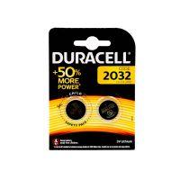 Batteria bottone Duracell 2032 - 3V Lithium-5000394203921