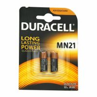 Batterie alcaline MN21 12V 2 pezzi Duracell-5000394203969