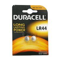 Batteria alcalina a bottone LR44 Duracell-5000394504424