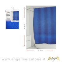 Tenda da Doccia 240x200cm - Blu-636946750091