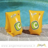 Braccioli nuoto Swin Safe  30x15cm 5-12anni-6942138921588