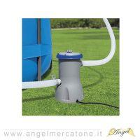 Pompa filtro a cartuccia per piscine - 3.028 L/h-6942138966275