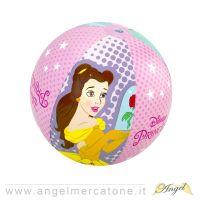 Pallone Gonfiabile da Spiaggia Principesse Disney - Ø51cm-6942138981407