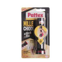 Adesivo montaggio Millechiodi Click&Fix dosatore 20 applicazioni 30g-8004630920525