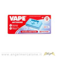 Vape Piastrine Antiodore 12 ore - 30 Pz-8006320083756