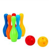 Birilli per giocare in spiaggia con 2 palle-8014966400165