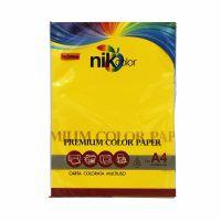 Carta a4 per fotocopie colorata risma 100 fogli 80g forti-8033593016662