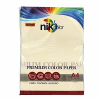 Premium Color Paper A4 - 100fogli - Colori Pastello Assortiti-8033593016679