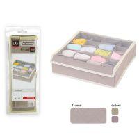 Contenitore separa biancheria a 20 posti per cassetti armadi-8034139415147