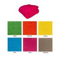 Pile in microfibra Yeti 130x160cm  -Tinta unita-8051081910315