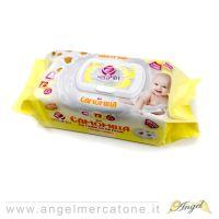 Salviettine Baby monouso 72pz - Camomilla-8059174590574