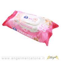 Salviettine Baby monouso 72pz - Mandorle-8059174590697